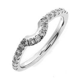 Picture of Shared prong curved matching band