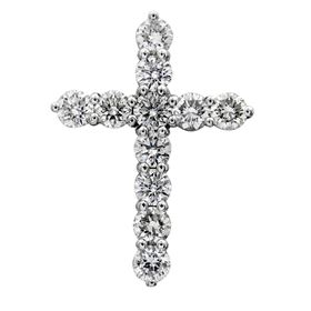Picture of Cross with round stones