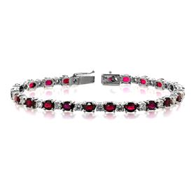 Picture of B0294 Ruby bracelet