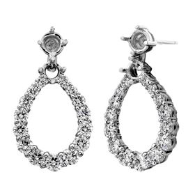Picture of Fancy dangle earrings
