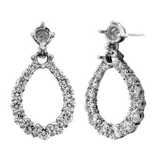 Picture of Fancy dangle earrings
